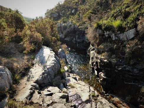 13.4 Chimney Rock Mountain via Carr's Face Quarry