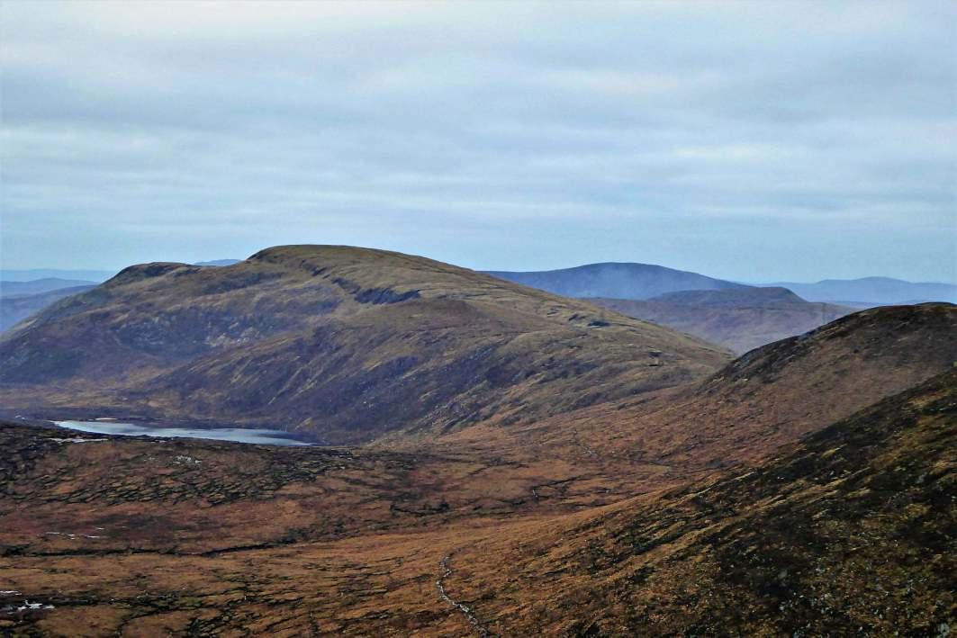 5.0 Lough ShannaghWalk up Slieve Bearnagh