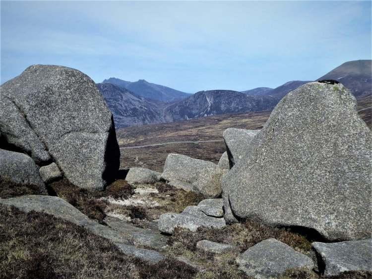 8.3 Chimney Rock Mountain via Carr's Face Quarry