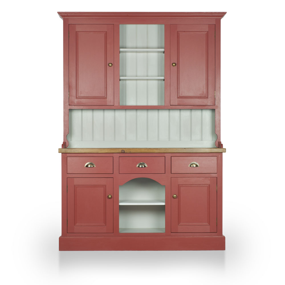 kitchen dresser pottery barn kitchens customised closed top dog kennel by mudd co with