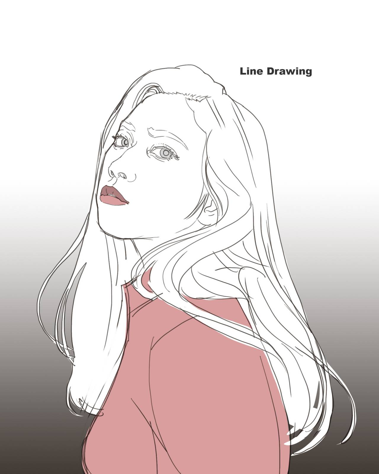 Drawing Building Structure With Line