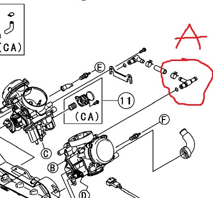Polaris 400 Carburetor Diagram, Polaris, Free Engine Image