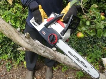 Cobra small chainsaw