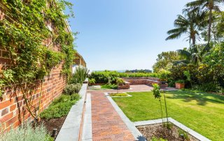 Newcastle landscape design