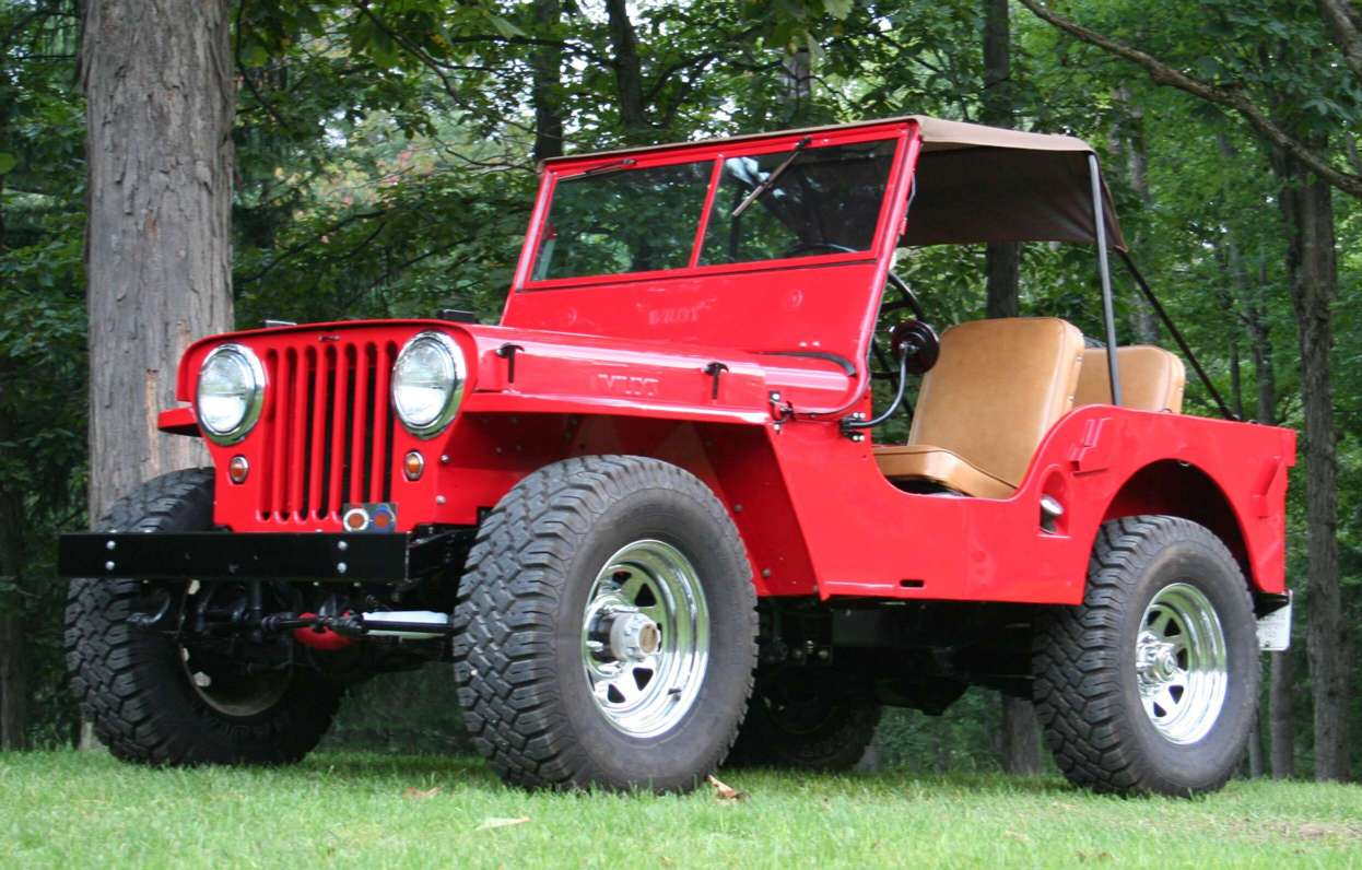 hight resolution of dad s 1947 cj2a 1947 willys cj2a