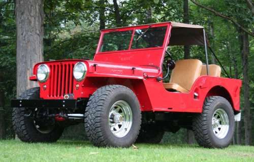 small resolution of dad s 1947 cj2a 1947 willys cj2a