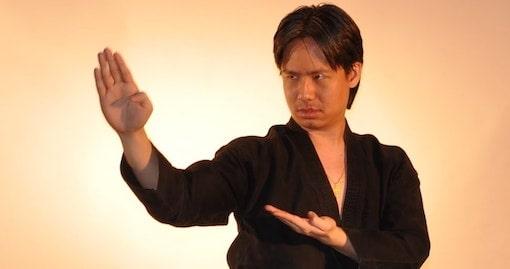 Sensei David FungSang