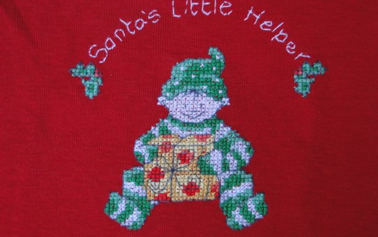 Santa's On His Way - WiP Wednesday