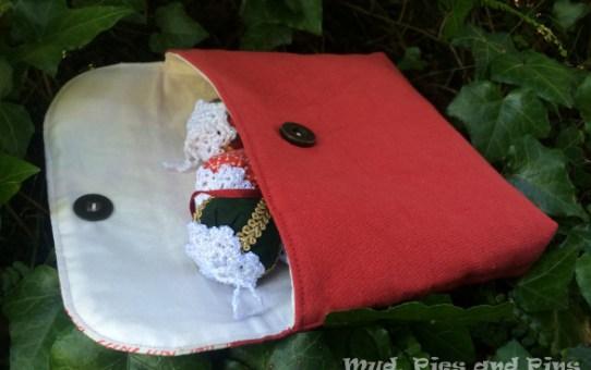 Ho, Ho, Ho and On We Sew - July