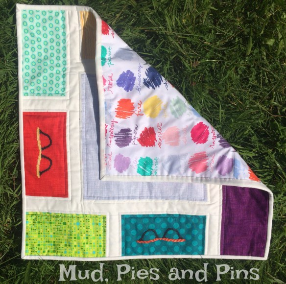 The Big Stitch Swap Stitching | Mud, Pies and Pins