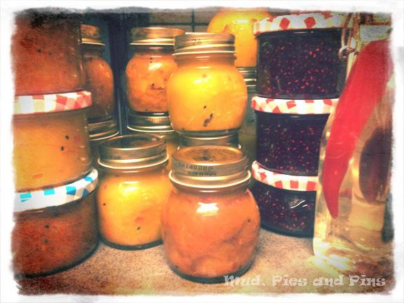 Edible Treats - Chutneys, Jams and more | Mud, Pies and Pins