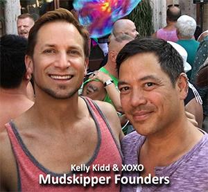 XOXO & Kelly KiddMudskipper Founders