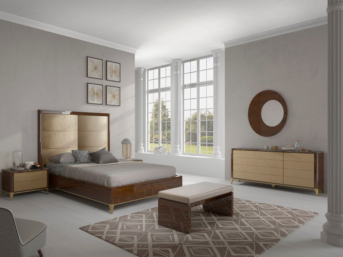SOHO complete bedroom  Furniture from Spain