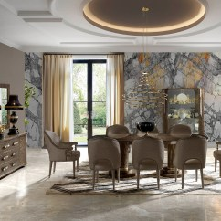 2 Chairs And Table Patio Set Massage Chair Astoria, The New Luxury Dining Room Collection From Soher | Furniture Spain