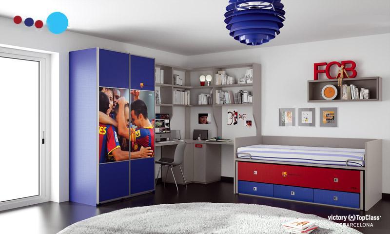 Dormitorio Juvenil Barcelona