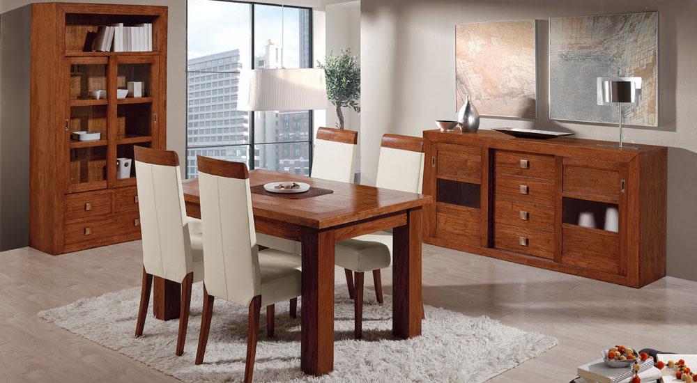 Trucos y consejos para los muebles de madera mueble home - Muebles de madera teca ...