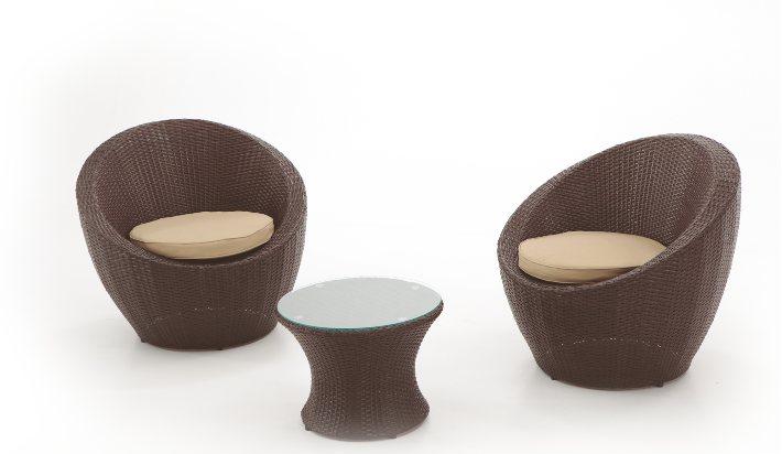 Set de Muebles de jardin OVIEDO