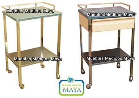 MUEBLES MEDICOS TUBULARES  CAMILLAS  CAMAS DE HOSPITAL  CUNEROS  CUNAS  BIOMBOS  BANCOS  MESAS MEDICAS  CARROS MEDICOS