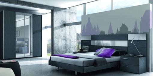 Dormitorio de matrimonio kroma