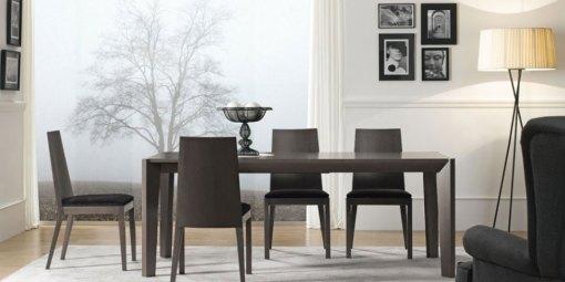 Mesa de comedor y sillas Modelo Pemi Iris