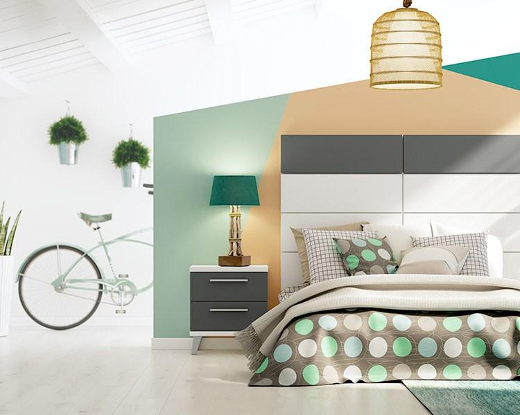 GREEEN dormitorio