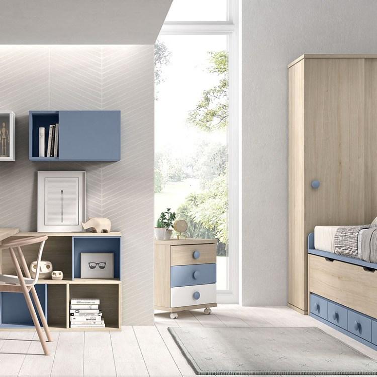 dormitorio Juvenil MAAS #2