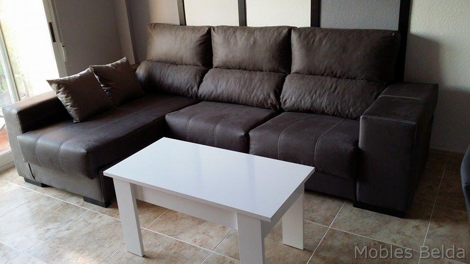 Sofa rinconera o chaise longue - Muebles tuco madrid ...