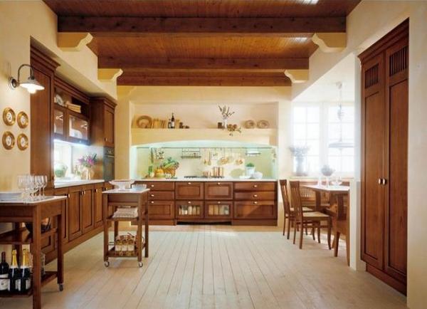 Muebles de cocina para Madrid y Toledo  Cocinas rsticas