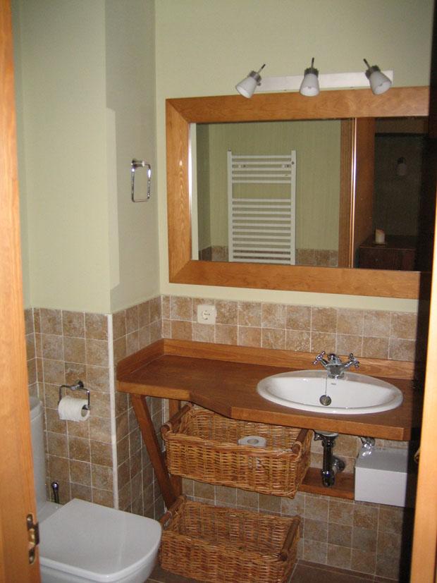Mueble para cuarto de bao pequeo  Muebles de la Granja