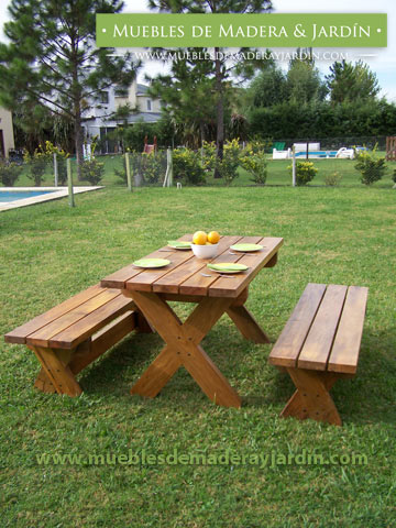 mesas de madera rustica el blog de