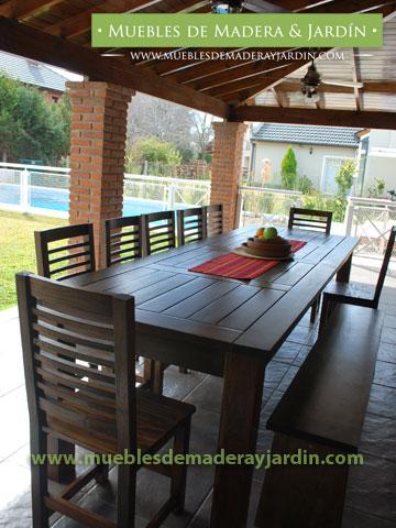 Mesas Archives  El Blog de Muebles de Madera y Jardin COM