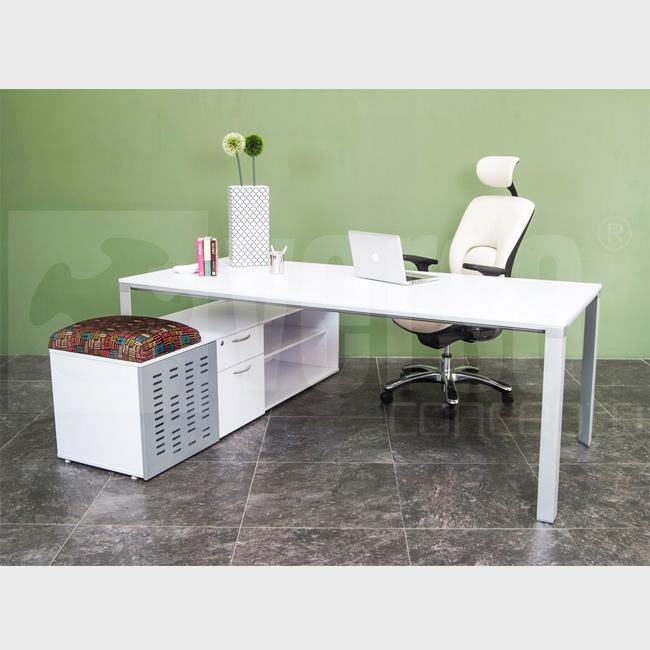 Venta de escritorios en toluca escritorio de oficina altea for Escritorios modulares para oficina