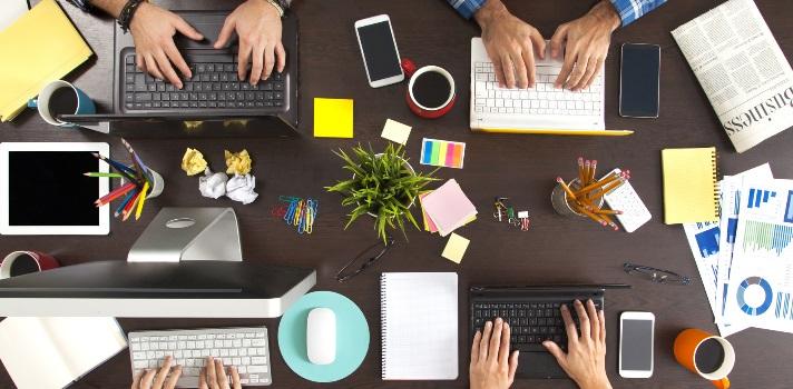Dispara tu creatividad con estos tips para organizar tu espacio de trabajo