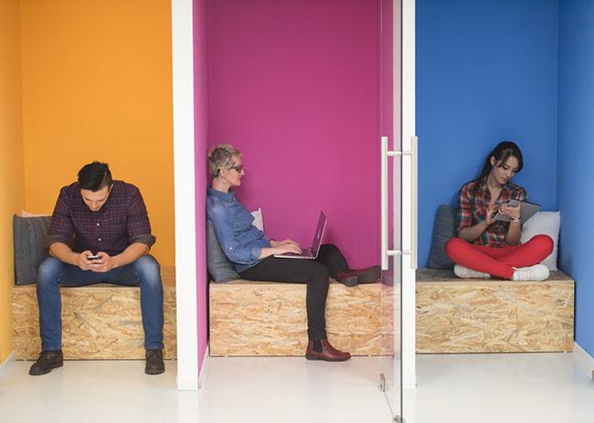 5 razones por las que el diseño de tu oficina realmente importa