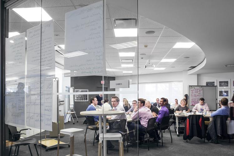 La evolución de los entornos de trabajo: el 60% del espacio de nuestras oficinas ya es colaborativo
