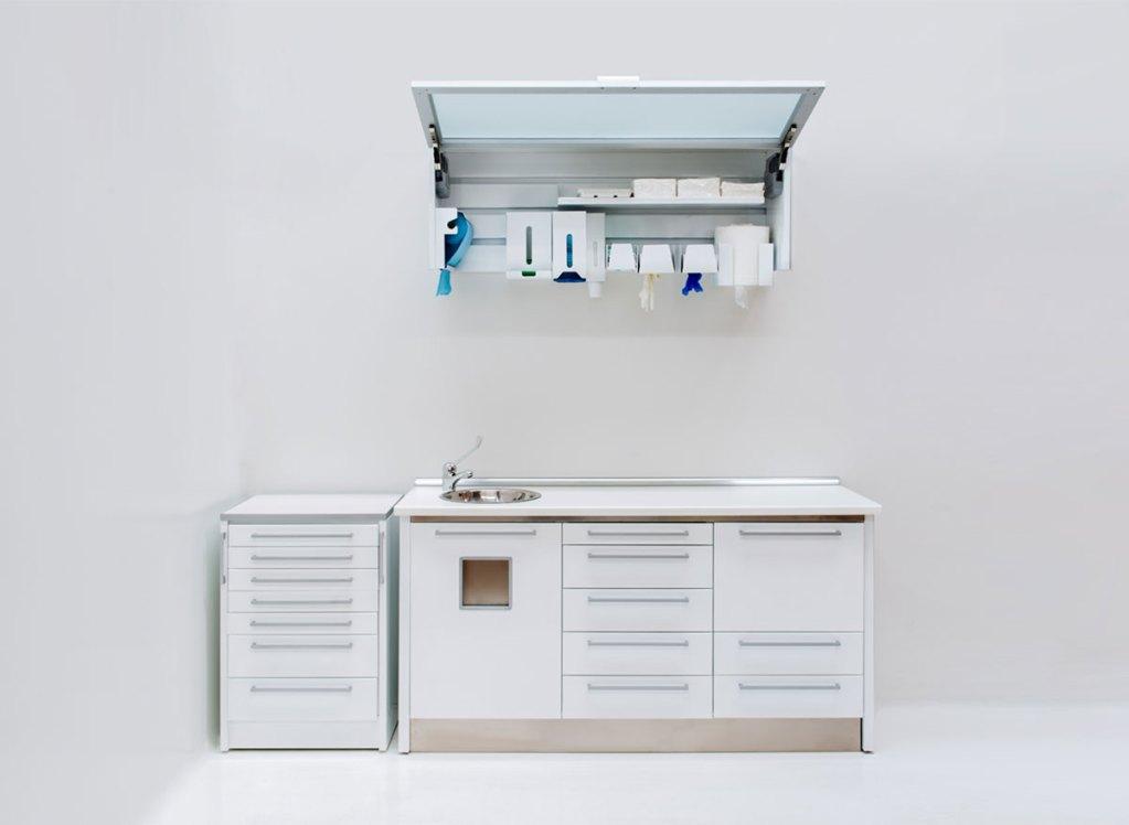 Muebles para clínica dental - JEB Proclilab