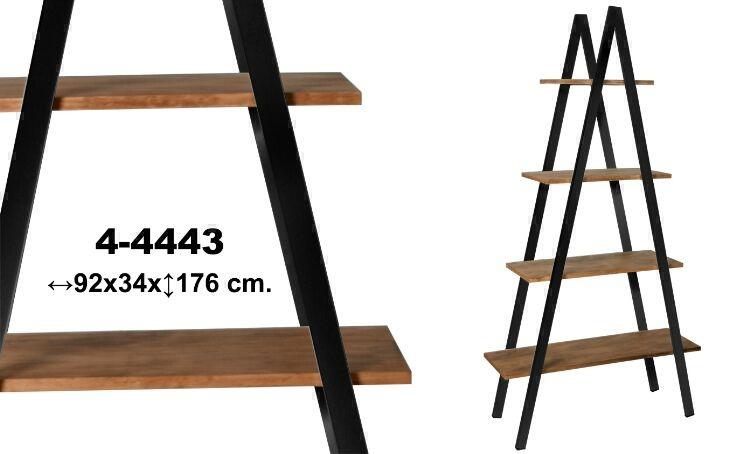 Comprar online Estanteria triangular madera