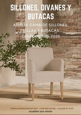 Catálogos de Sillones y Butacas