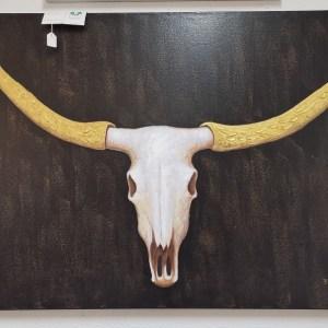 Cuadro Cabeza Toro