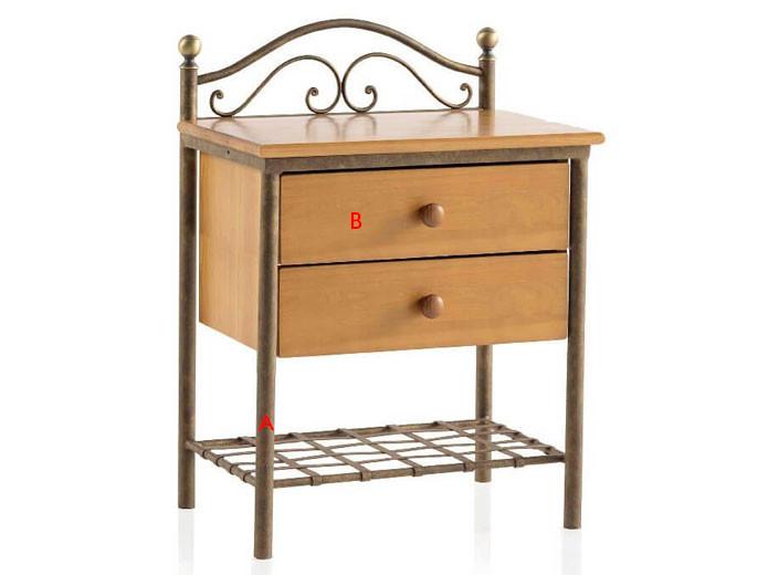 Dormitorio Juvenil Moderno 2 en Muebles Valencia en Madrid