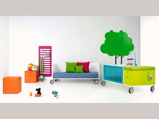 Fotografía de Muebles de dormitorios infantiles baby 01