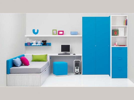 Fotografía de Muebles de dormitorios juveniles JUNIOR 03