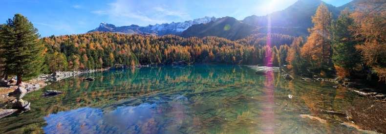 Engadin, Switzerland, Val di Campo