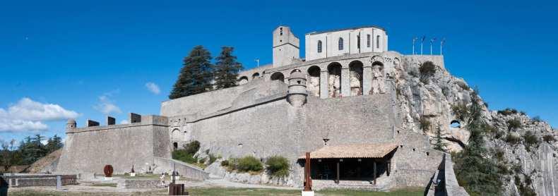 Frankreich, Sisteron