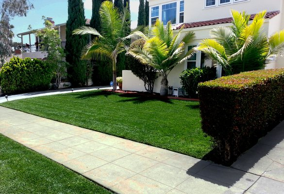 full service lawn care - mueller