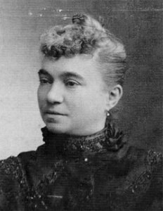 Historic photo of Fredericka Bernhardt Muller