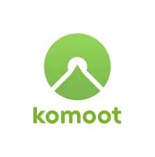Hinweis zu Komoot Wanderkarten