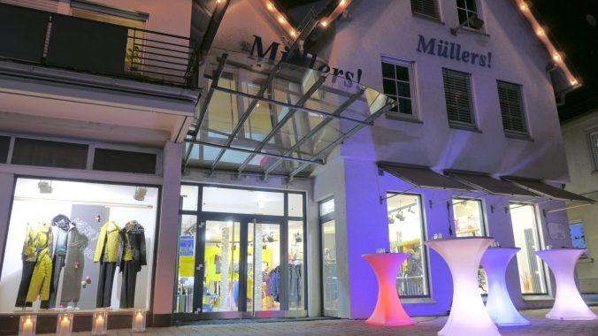 Müller Modehaus Oedheim Heilbronn Mode Damen Herren