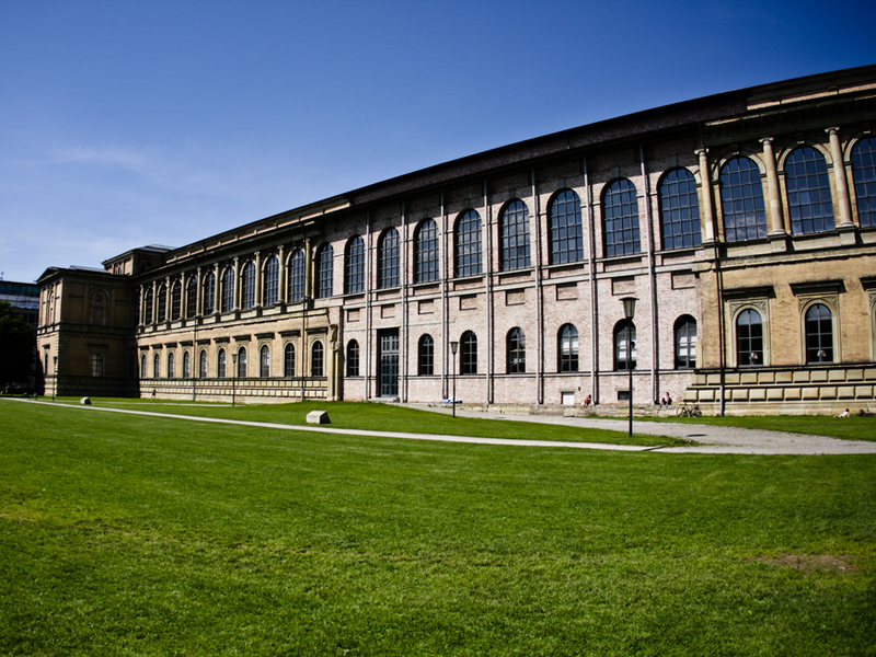 Image result for Alte Pinakothek in Munich