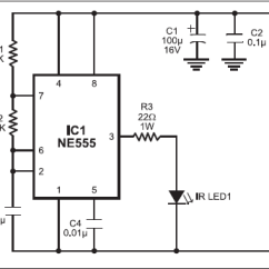 Dld Mini Projects Circuit Diagram Doorbell Wire Electronic Watchdog Engineering